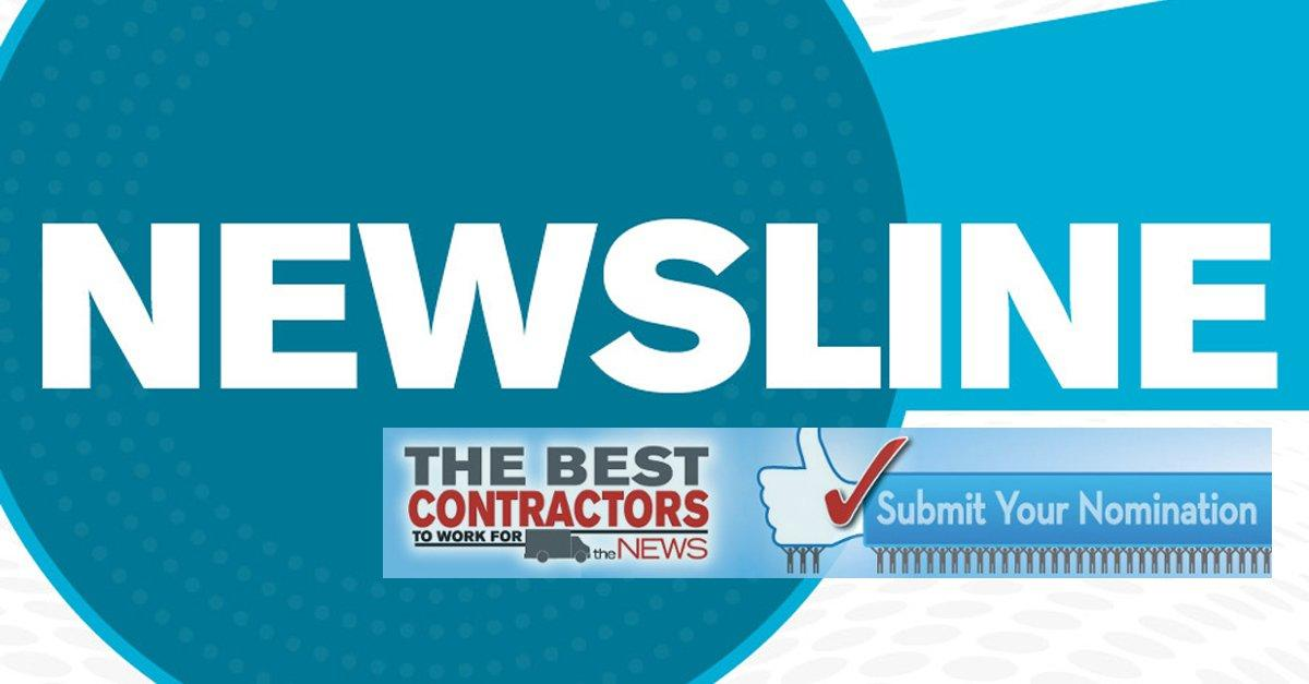 Annual Best Contractor to Work For Contest   The NEWS