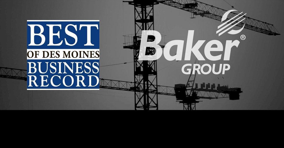 Baker Group Chosen Best Mechanical Contractor