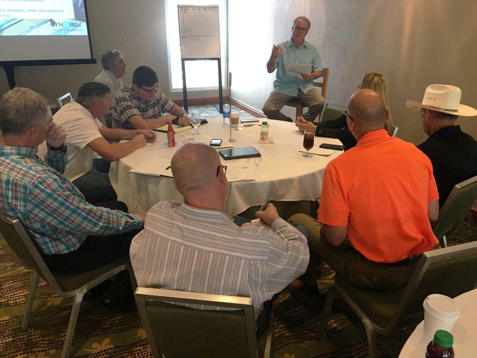 Sales Summit is Game Changer for Synergy Member