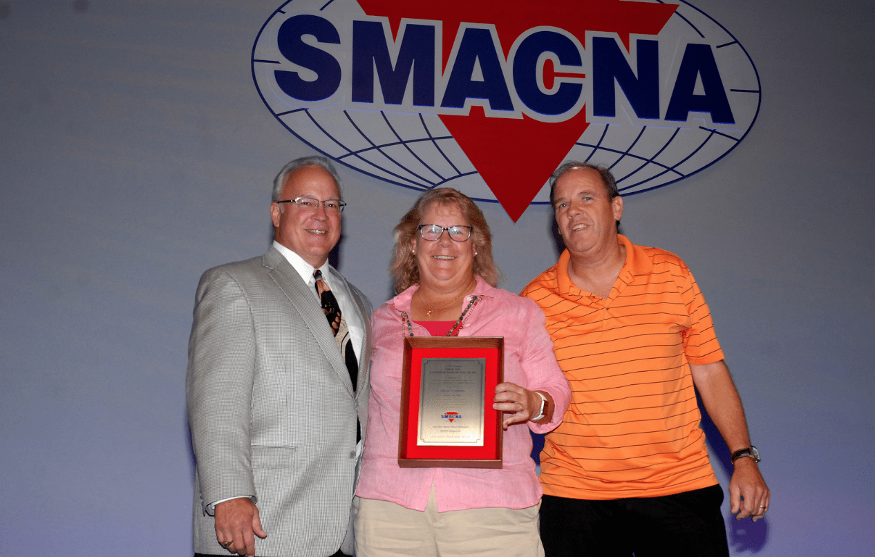 California Contractor Named SMACNA 2016 Contractor of the Year