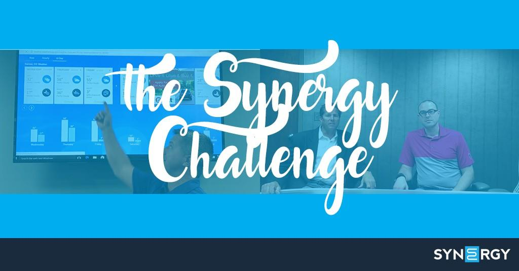 CCM SharesTwo Best Practices for Synergy Challenge