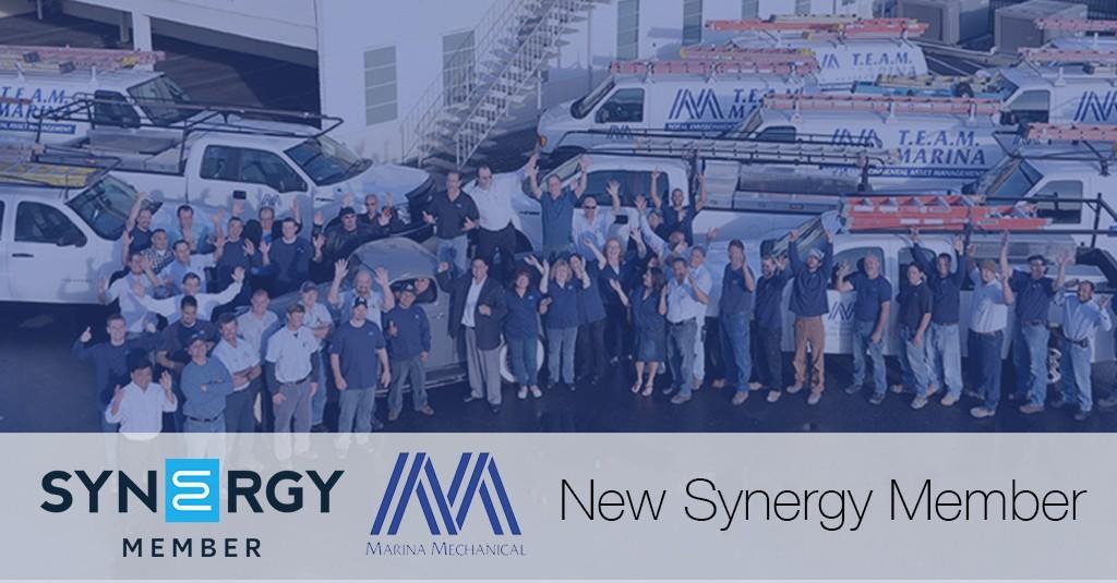 Synergy Membership | Welcome, Marina Mechanical!