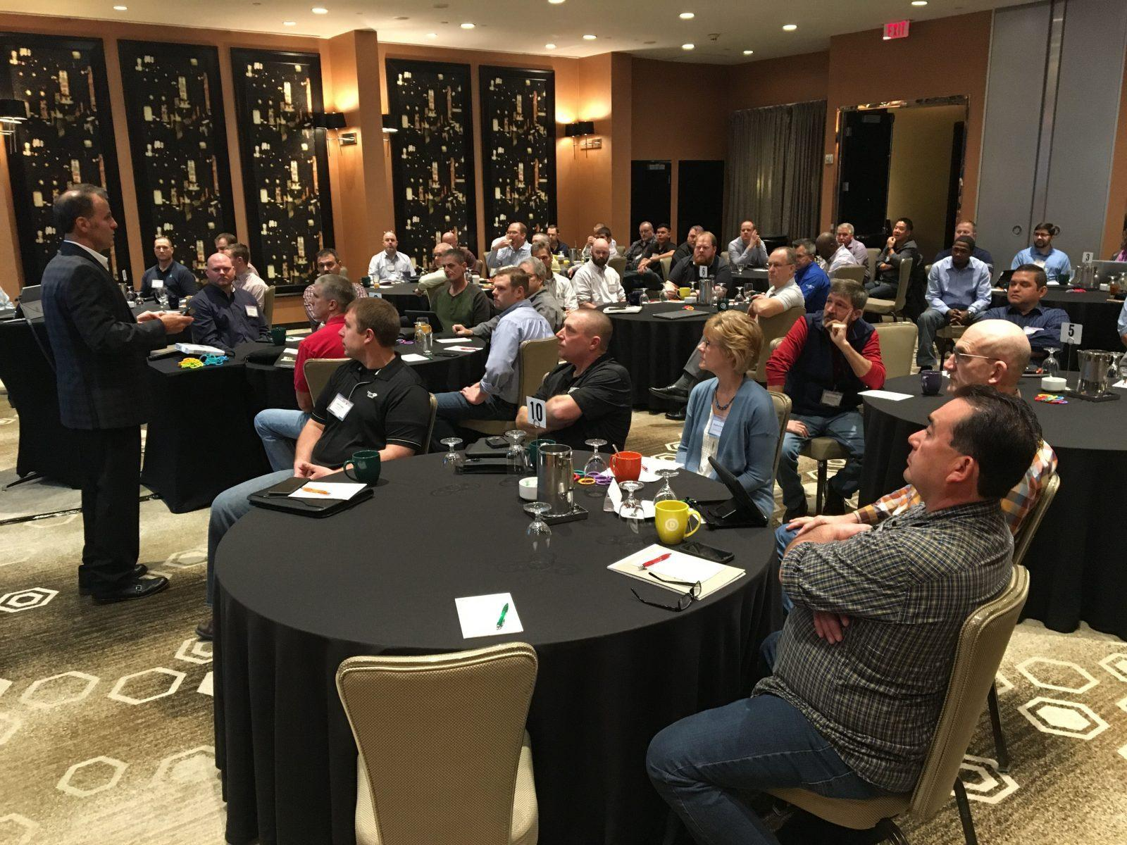 Sixty Service Leaders Talk People, Processes, and Technologies | HVAC Service Operations Forum