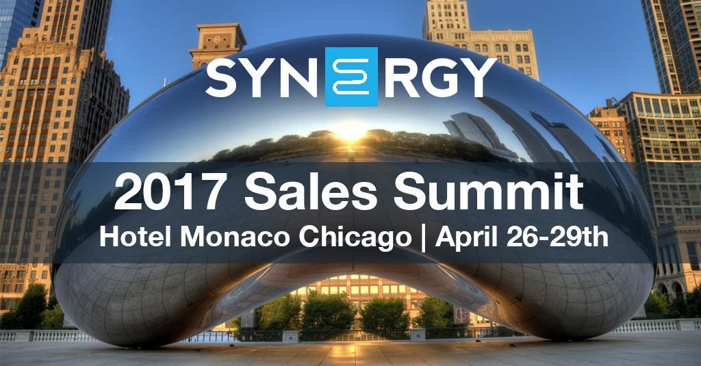 2017 Sales Summit | Registration Open