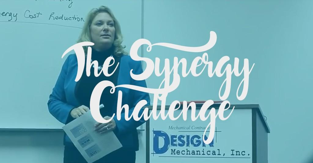 Design Mechanical Completes Synergy Challenge!