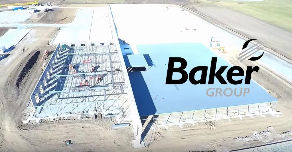 Baker Group Makes Progress on New Facility
