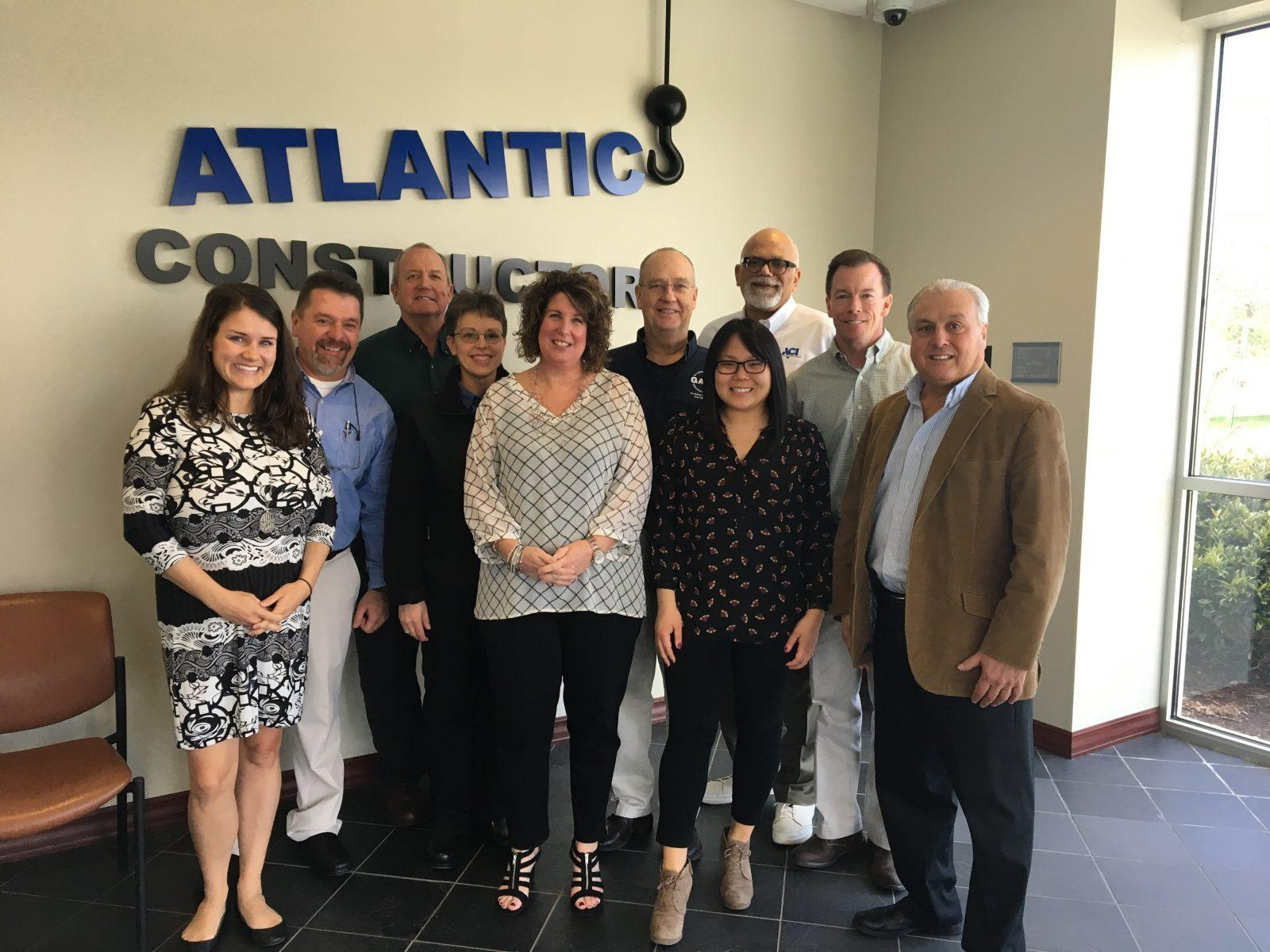 Synergy Membership | Welcome, Atlantic Constructors!