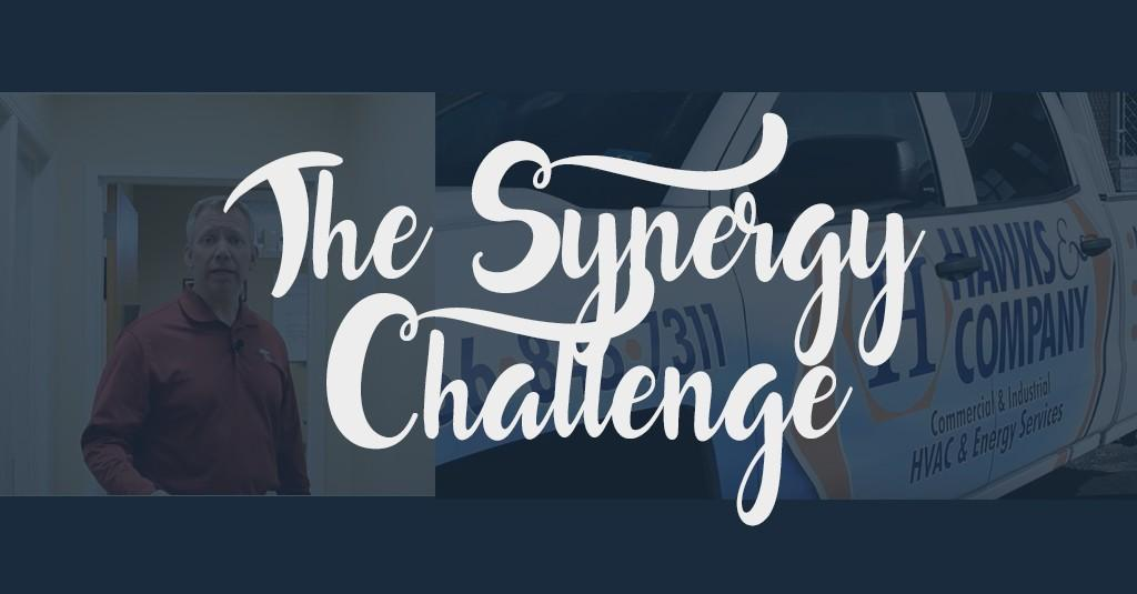 Hawks & Company's Synergy Challenge is Here!
