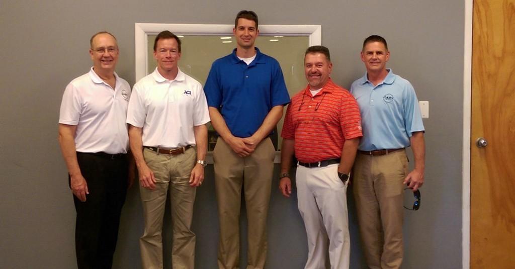 Atlantic Constructors Visits W.L. Gary | Visit a Member