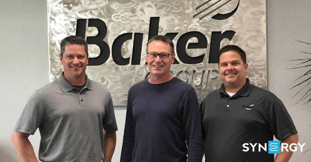 Steve Thomas Works withBaker Group
