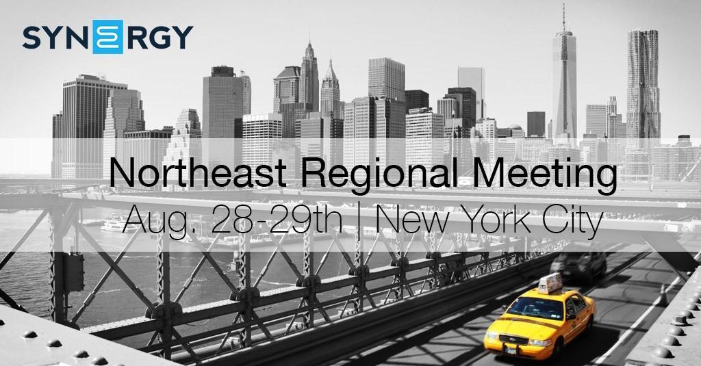 2017 Northeast Regional Meeting