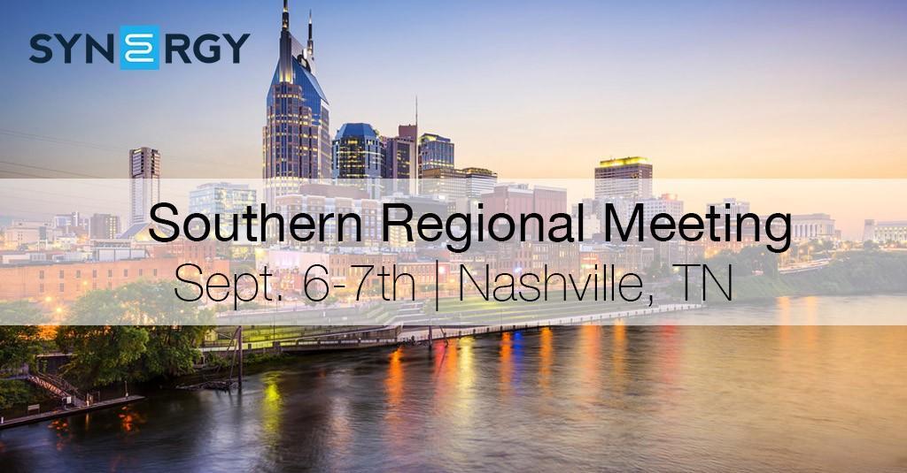 2017 Southern Regional Meeting | Registration Open Now!