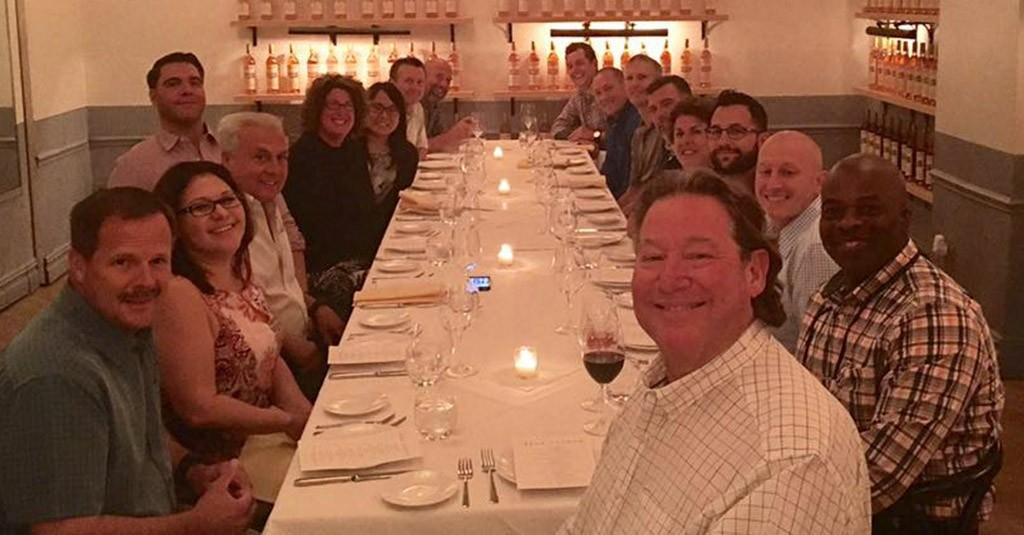 Northeast Synergy Members Meet in New York City