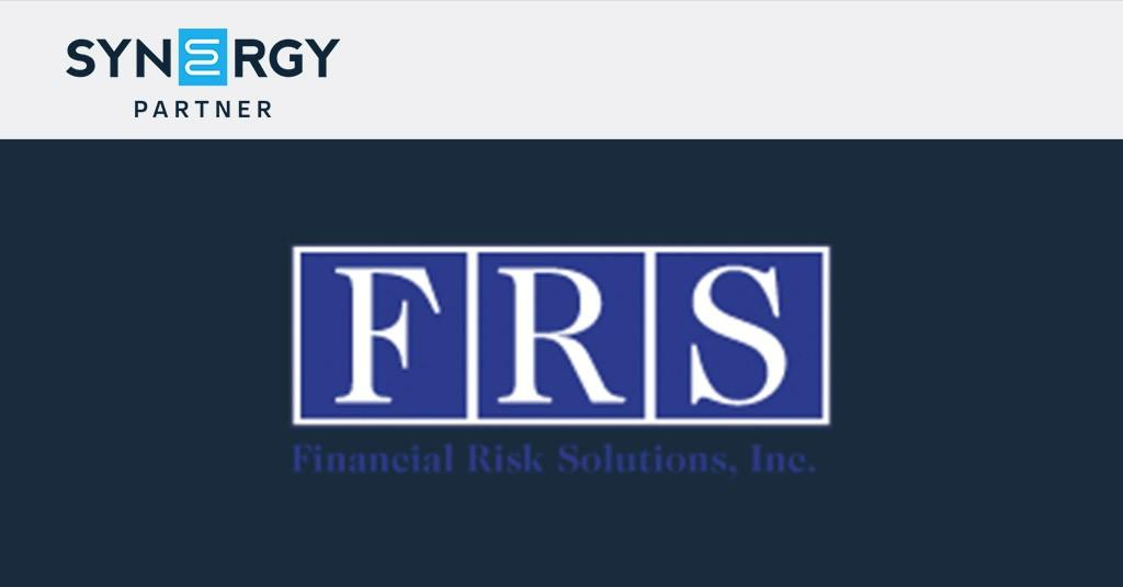 Synergy Partners with Financial Risk Solutions