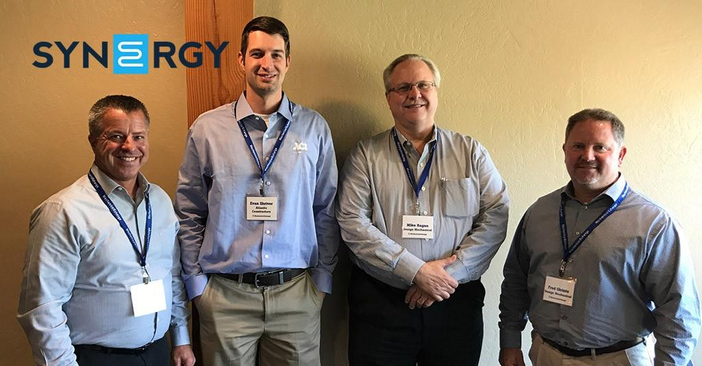 Synergy Attends MechanicalXchange