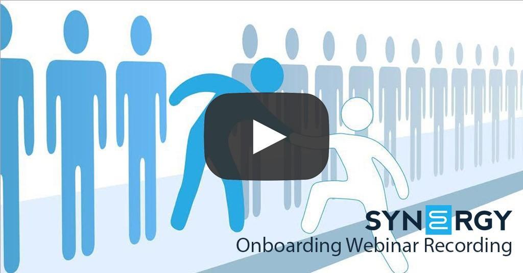 HR Webinar Recording | Onboarding Best Practices