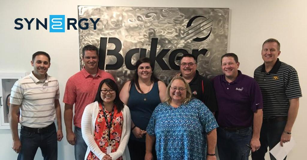 Synergy Visits Baker Group