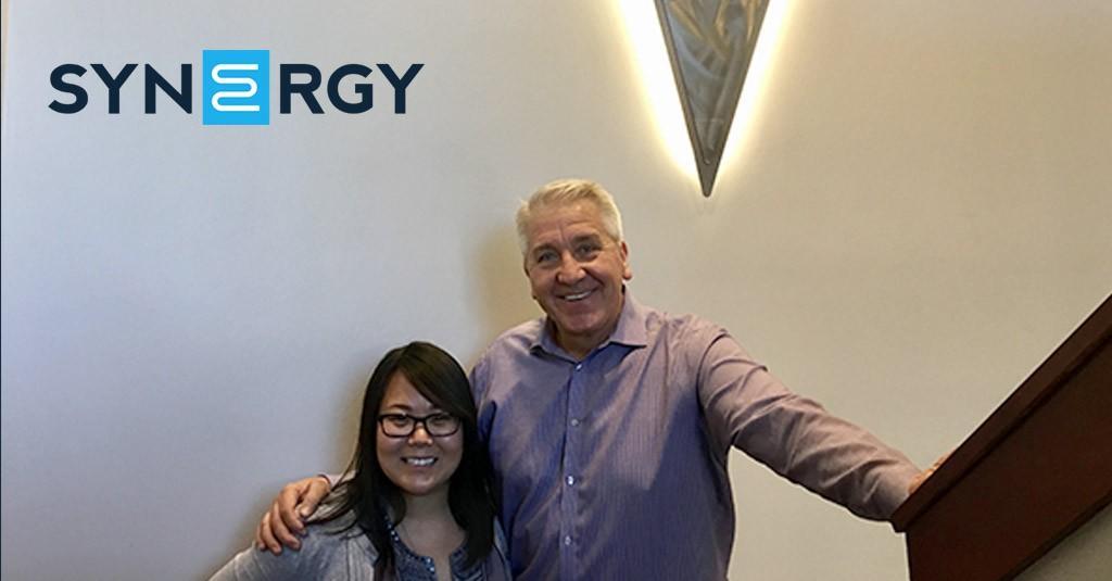 Synergy Visits Vital Mechanical Service