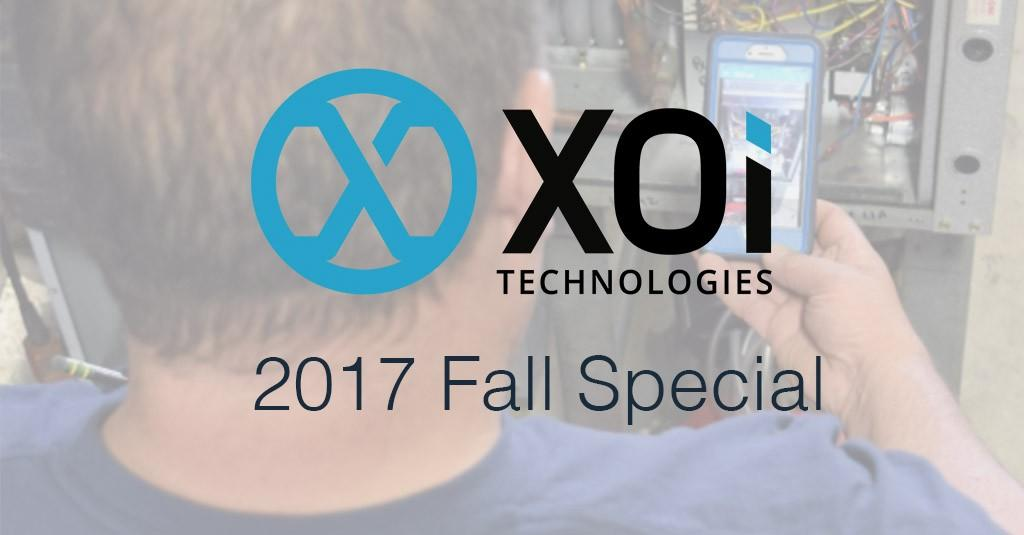 XOi Partnership | 2017 Fall Special for Synergy Members