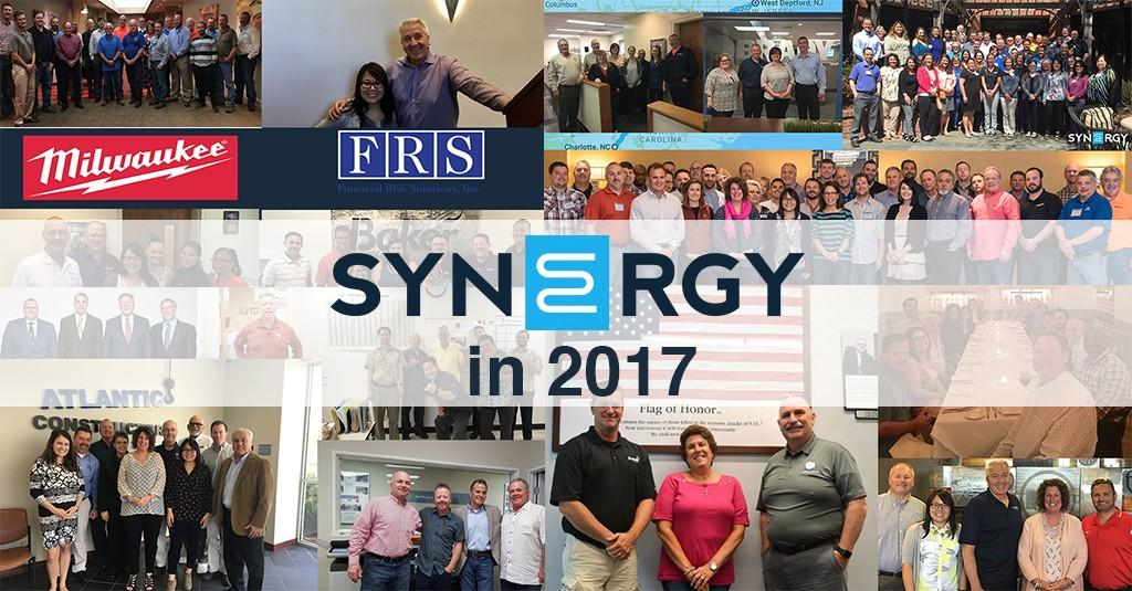 Synergy Highlights – Looking Back at 2017