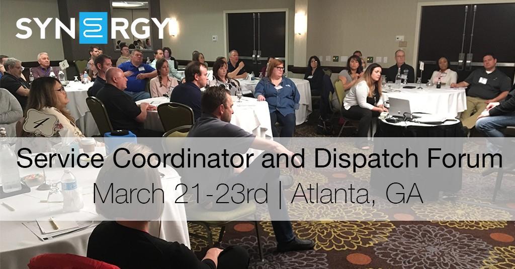Registration Open | 2018 Service Coordinator and Dispatch Forum | HVAC Training