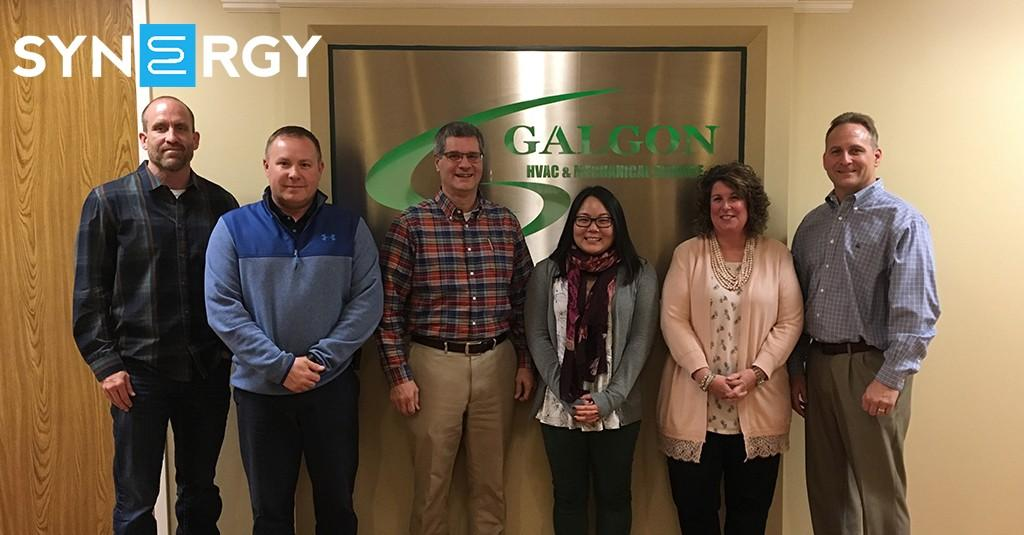 Galgon HVAC & Mechanical Service Joins Synergy