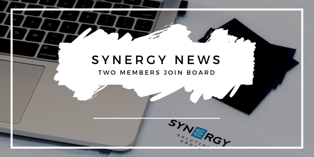Two Members Join Synergy Board