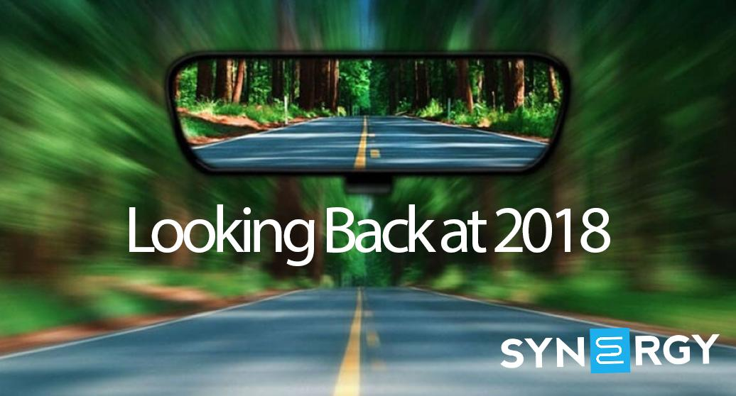 Synergy Highlights: Looking Back at 2018