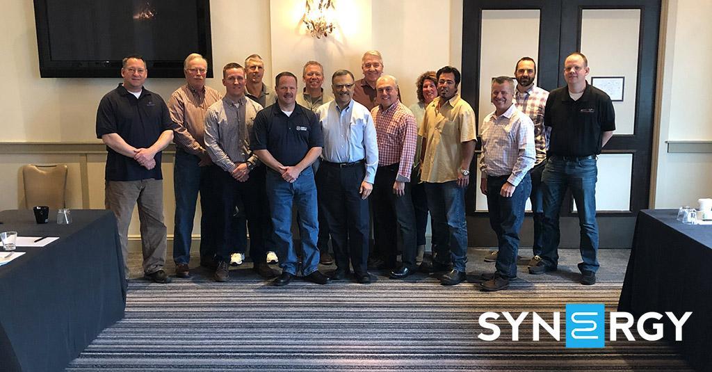 Synergy Hosts Service Focused Forum