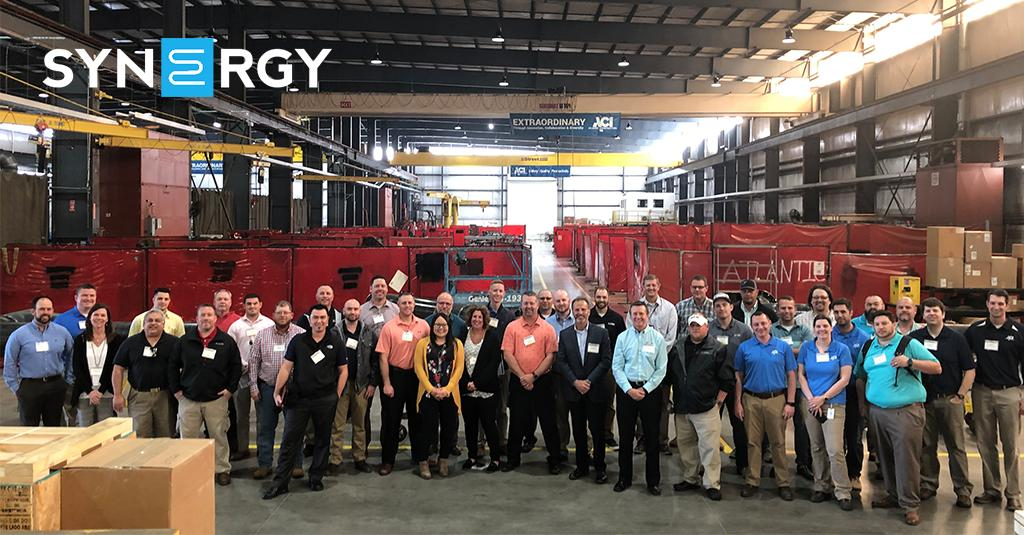 Synergy Hosts 2019 Construction Operations Forum