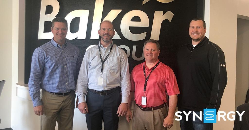 Design Mechanical Visits Baker Group