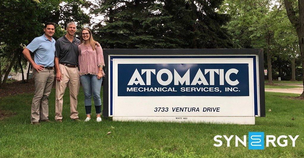 CSE Visits Atomatic