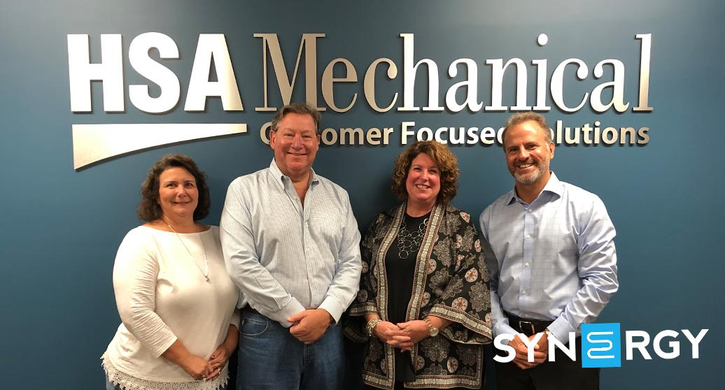 Synergy Visits HSA