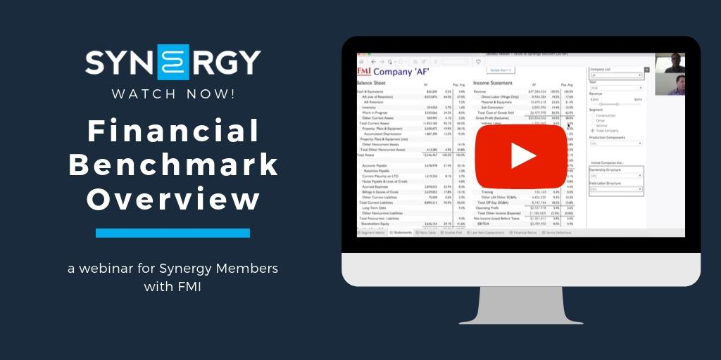 Financial Benchmark Overview | A Webinar with FMI