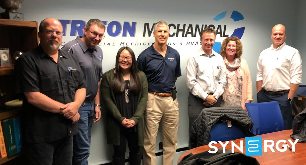 Triton Mechanical Joins Synergy