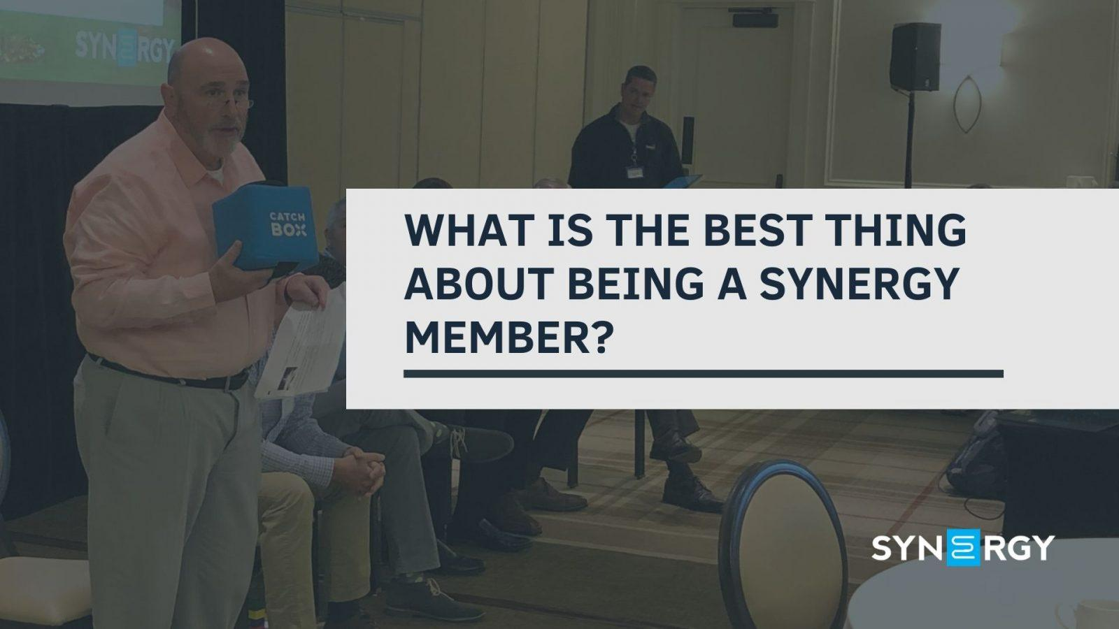 BP Group Shares Why They Love Synergy