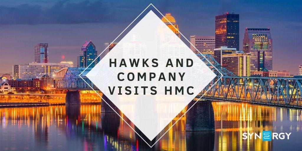 Hawks and Company Visits HMC