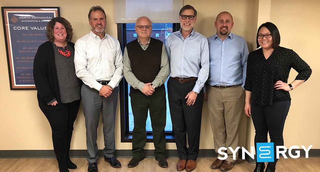 North Mechanical Joins Synergy