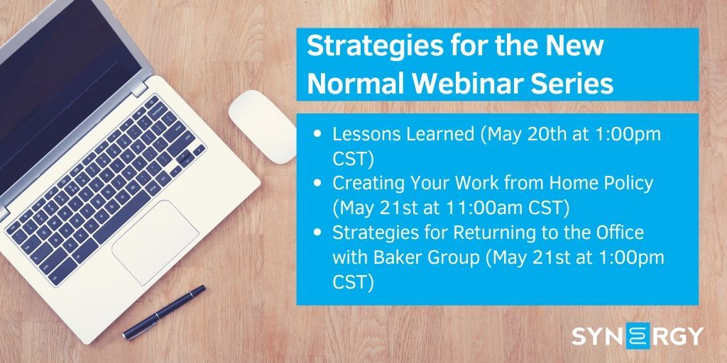 Strategies for the New Normal Webinar Series