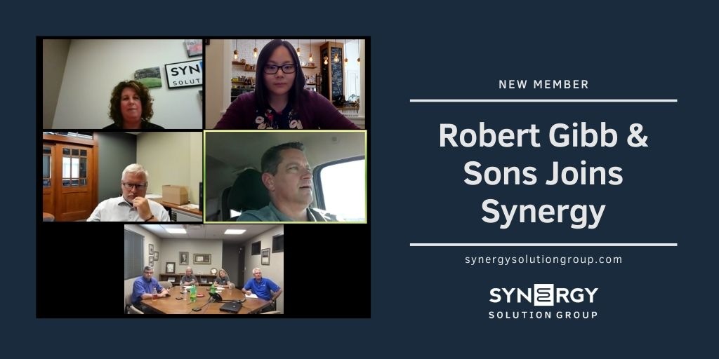 Robert Gibb and Sons Joins Synergy