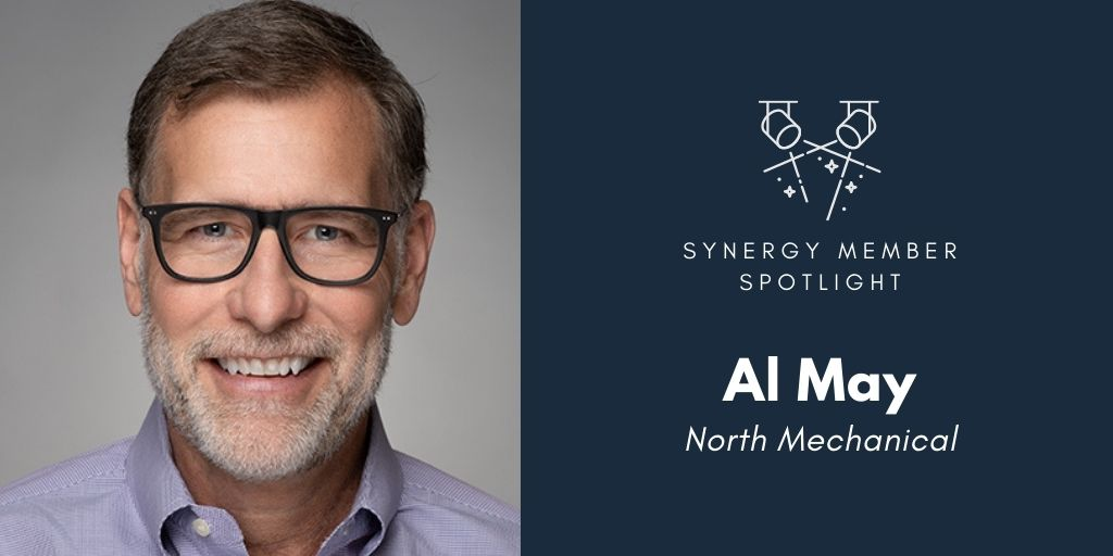 Synergy Member Spotlight | Al May | North Mechanical
