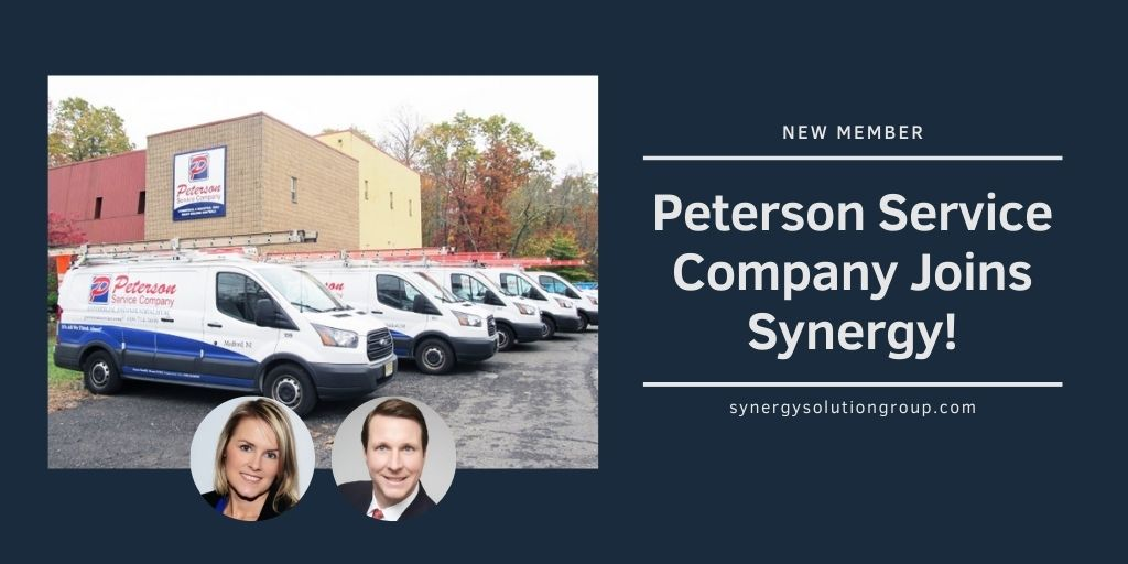 Peterson Service Company Joins Synergy