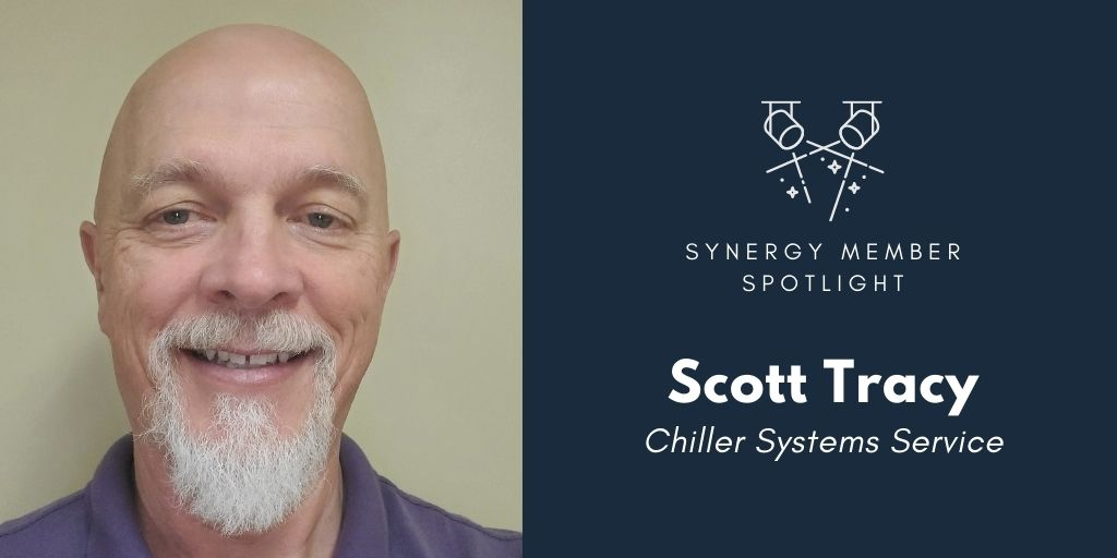 Synergy Member Spotlight | Scott Tracy | Chiller Systems Service