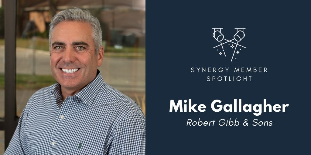 Synergy Member Spotlight   Mike Gallagher