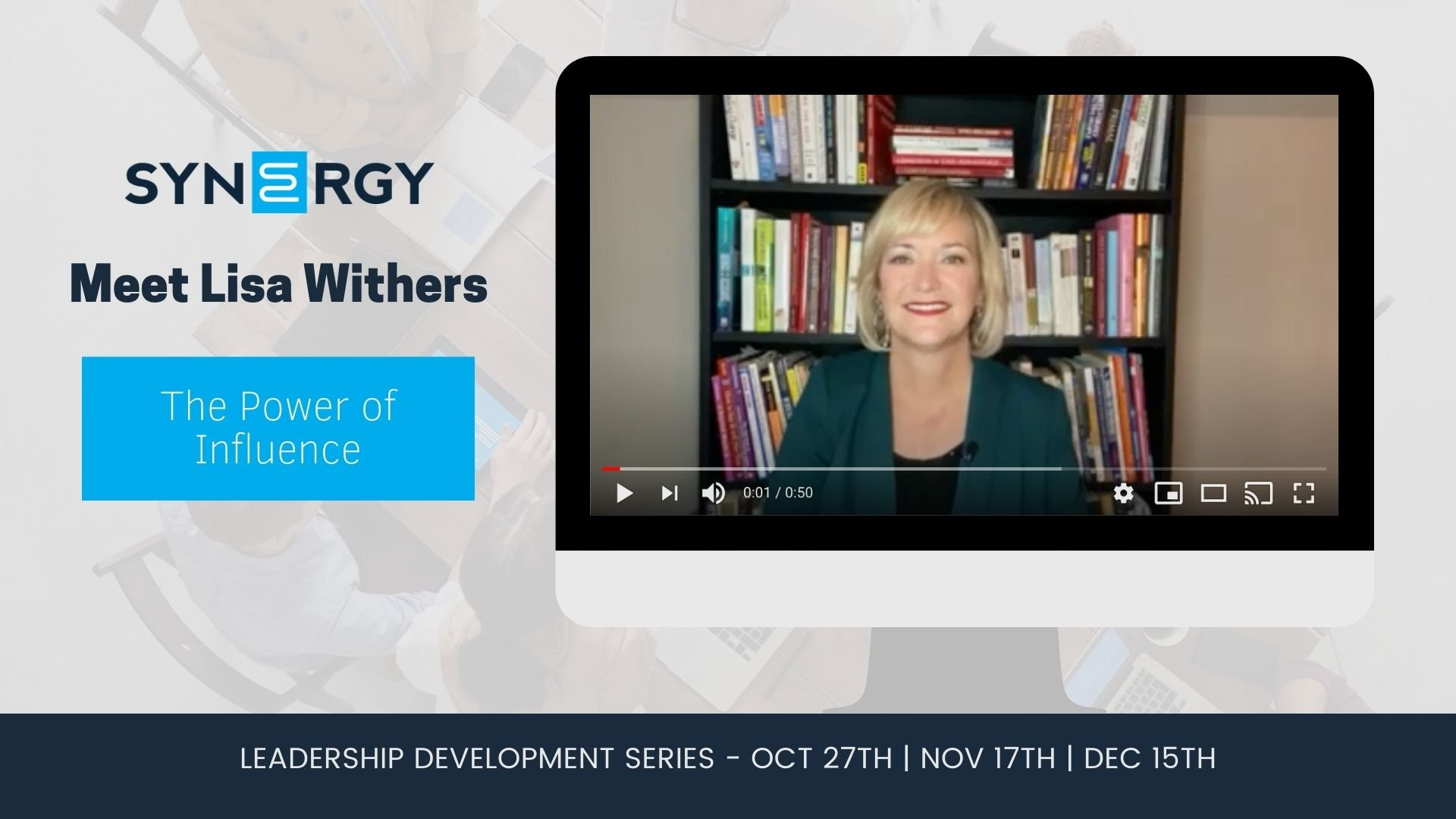 The Power of Influence with Lisa Withers