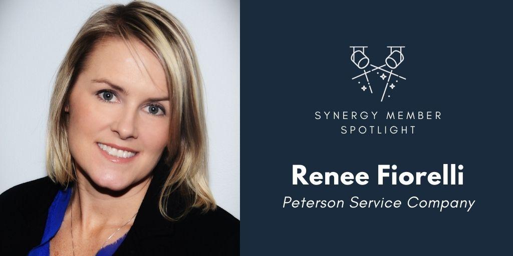 Synergy Member Spotlight   Renee Fiorelli