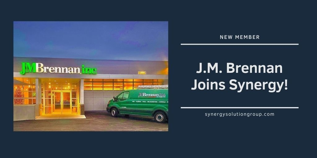 JM Brennan Joins Synergy!