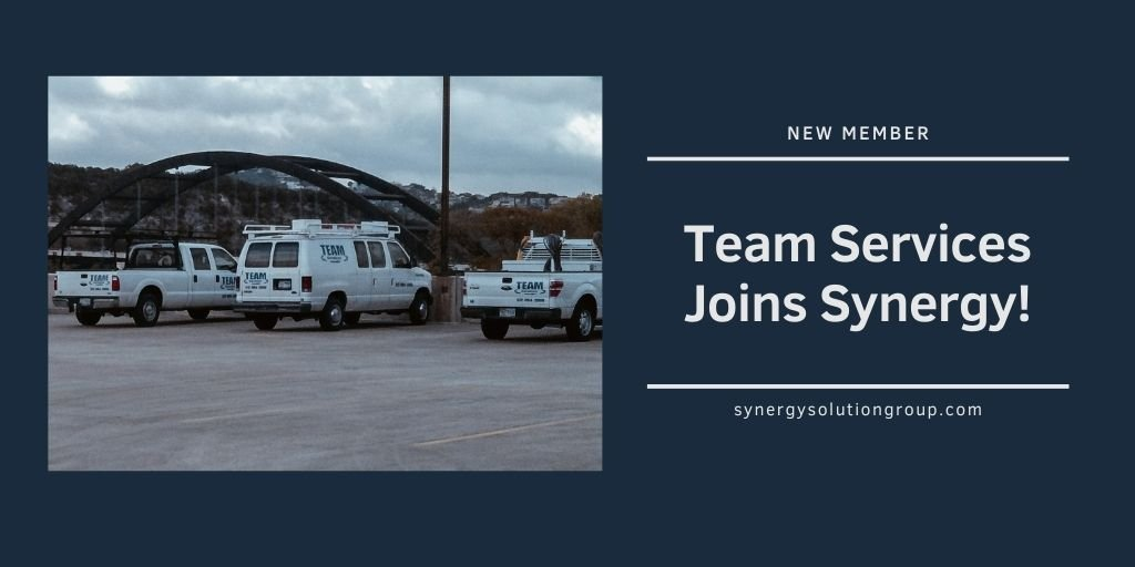 Team Services Joins Synergy!