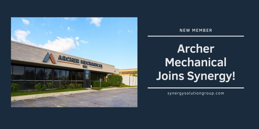 Archer Mechanical Joins Synergy