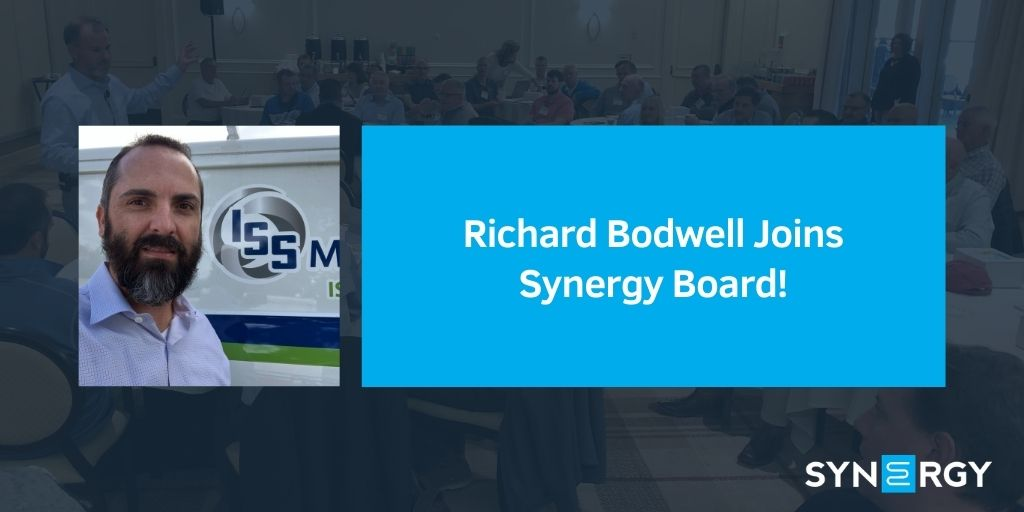 Richard Bodwell Joins Synergy Board